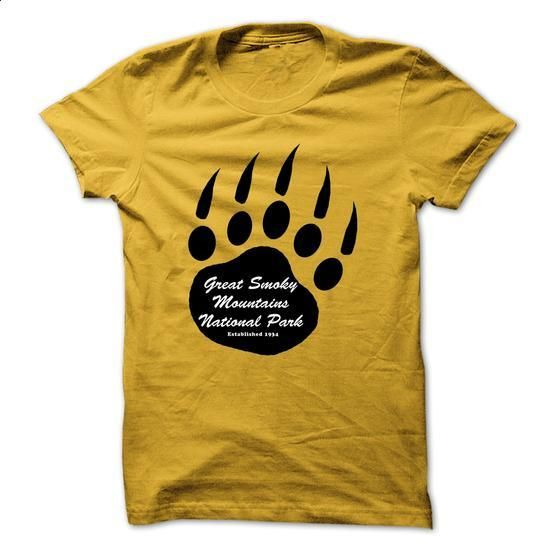 Great Smoky Mountains National Park, Established 1934 - #sweatshirt makeover #black sweatshirt. ORDER HERE => https://www.sunfrog.com/Outdoor/Great-Smoky-Mountains-National-Park-Established-1934.html?68278