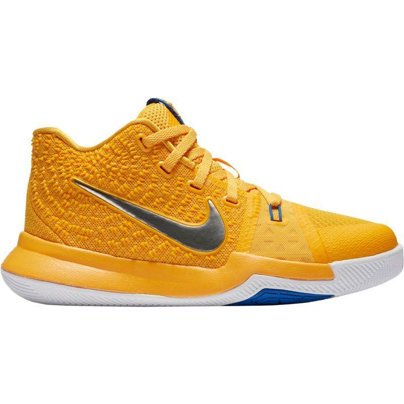 timeless design e8786 cb9ea Nike Kids  Preschool Kyrie 3 Basketball Shoes, Blue
