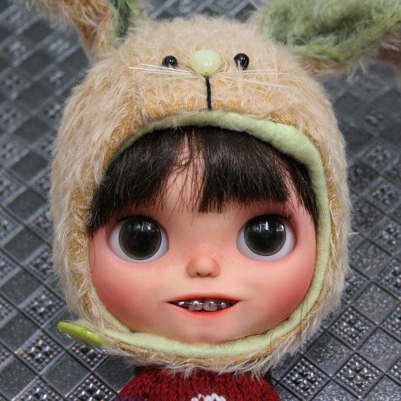 Muñecas Modelo Blythe Doll Banochita Custom Original Juguetes