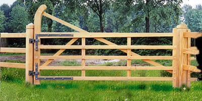 Portails Pour Chevaux Portail Bois Cloture Chevaux Portail