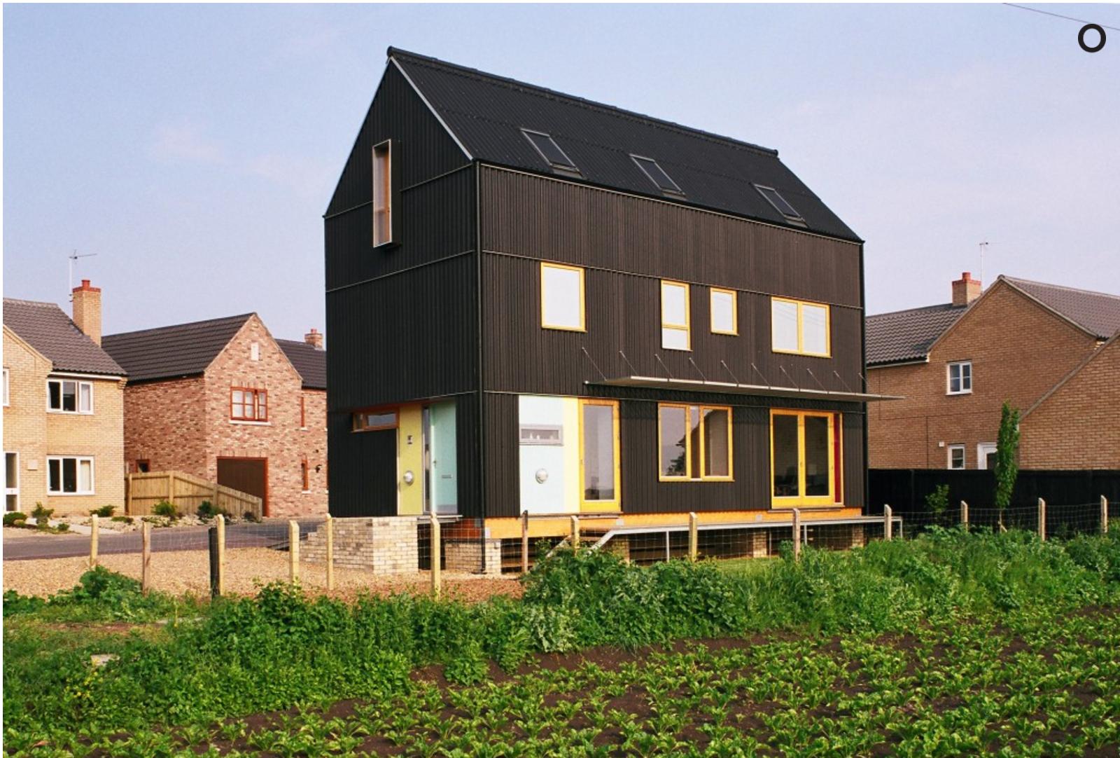 Pin von D Eyde auf exterior space | Pinterest | Moderne häuser und ...