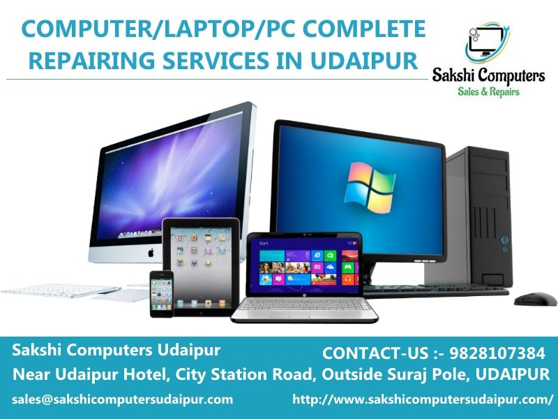 At Sakshi Computers Our Qualified Engineers Will Diagnose And Troubleshot Your Laptop From Each And Every Angle To Identify The Actual Problem And Provide
