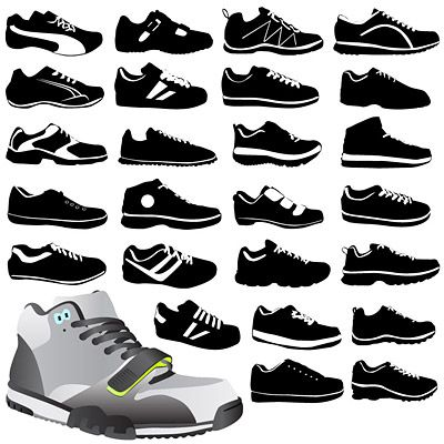jordan shoes 5 retro menu vector icon pattern 764984