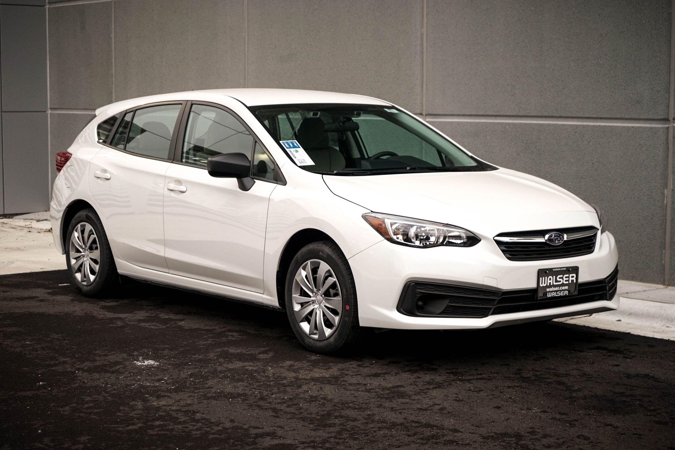 2020 Subaru Impreza Hatchback Price And Release Date Di 2020