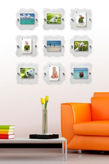 Beautiful Eva Zeisel Magnetic Frames   Set Of 3 On HauteLook Great Pictures