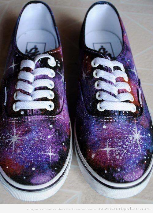 e0eaada3be176 zapatos vans universo. Vans Galaxy.