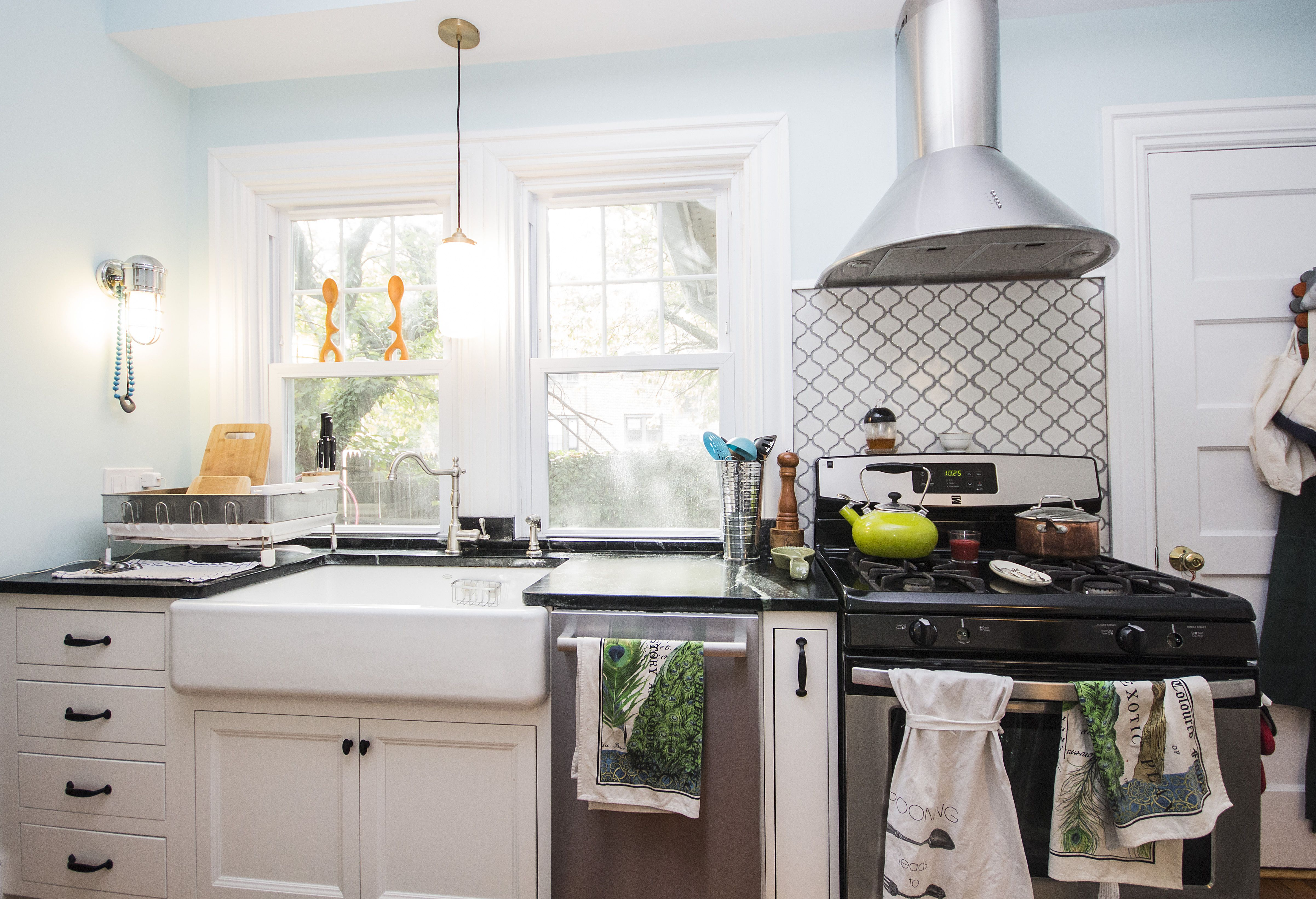1896 East side of Providence,RI kitchen remodel. Keeping the period ...