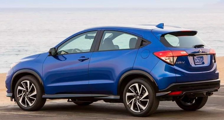 2020 Honda HRV Model overview, pricing, tech and specs