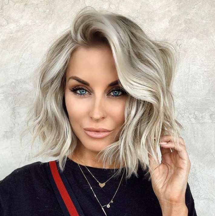 50 Best Blonde Highlights Ideas for a Chic Makeover in 2020 - Hair Adviser
