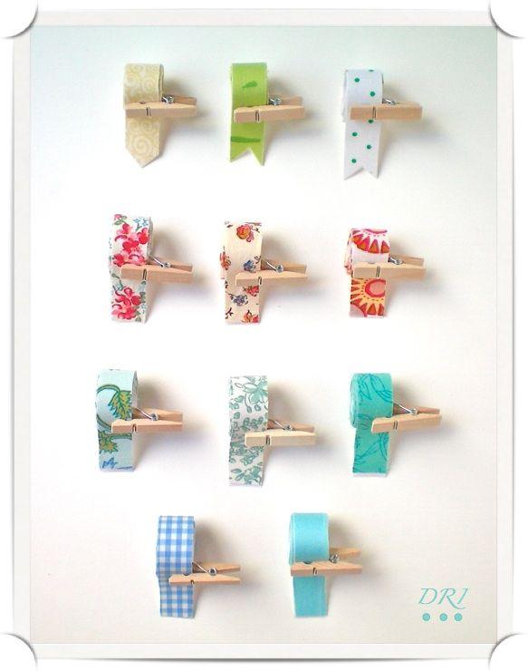 DIY: Fabric Tape - Reciclando Telas #fabrictape