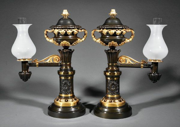 Amazing Argand Lamp | Argand Lamp, 1830u2032s