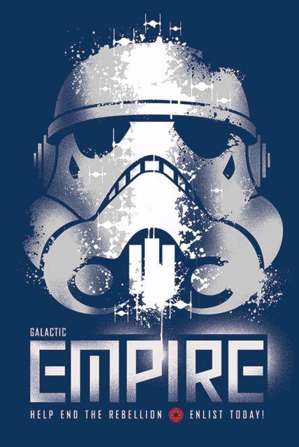 Star Wars Rebelianci Rekrutacja Plakaty Filmowe Star