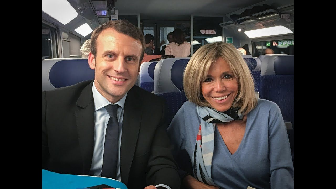 Emmanuel Macron Brigitte Trogneux A French Love Story French First Lady Brigitte First Lady