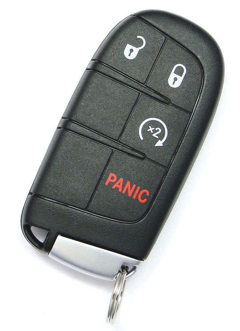 new condition, emergency key included. This keyfob has to