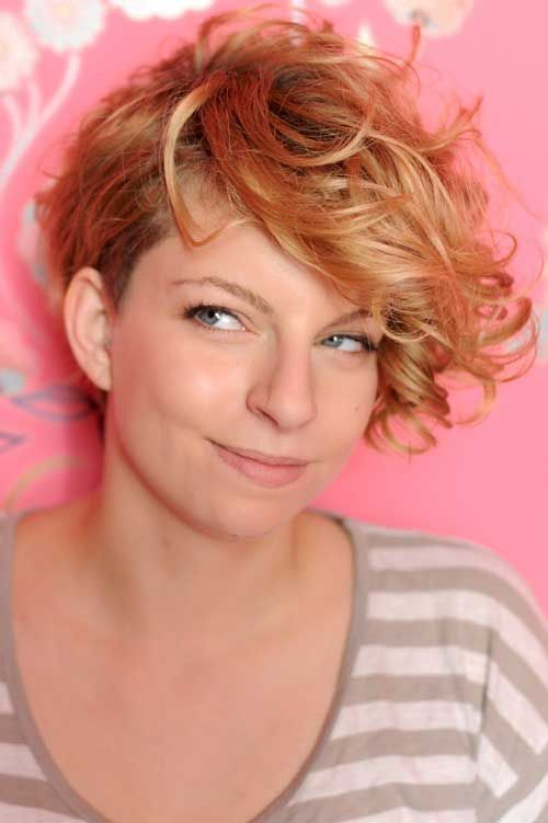 Best Short Haircuts For Curly Hair Short Haircuts Curly And - Hairstyle for curly short hair round face