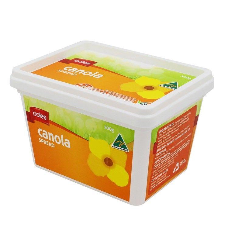 500g Pp Material And Storage Bo Type Er Tubs Sweet Taste Plastic Packaging
