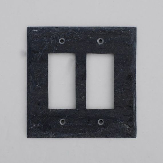 Decorative Double Rocker Light Switch Cover Gfci Gfi Decora