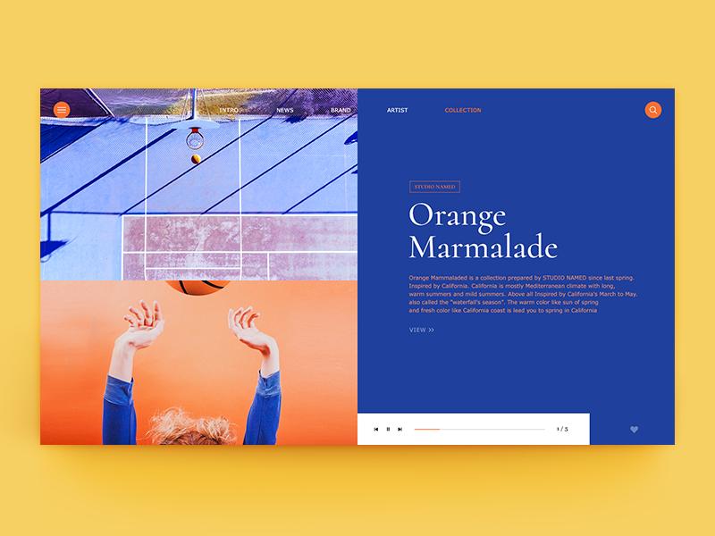 Orange Marmalade Marmalade Orange Creative Professional