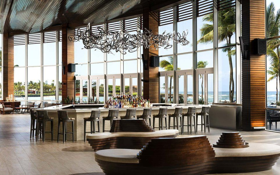 all-inclusive resorts puerto rico food and drinks 5 star
