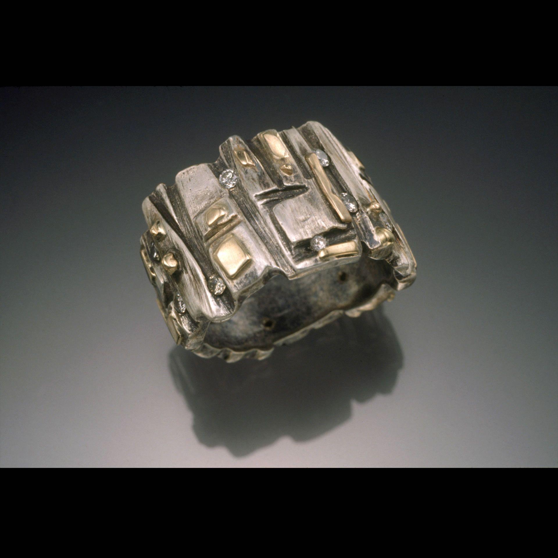 Nina Mann Artist in Precious Metals | Rings | Jewelry | Pinterest ...