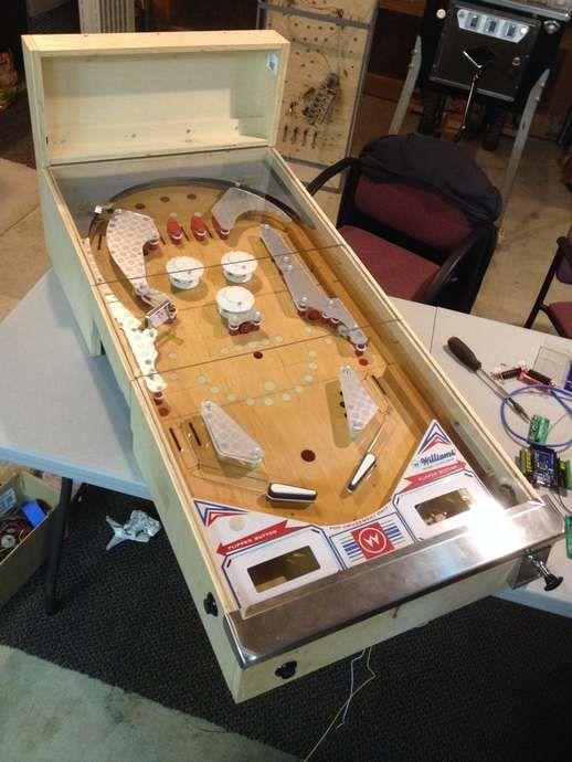 26 Ideas De Pinball Pinball Casero Pinball Juguetes De Madera