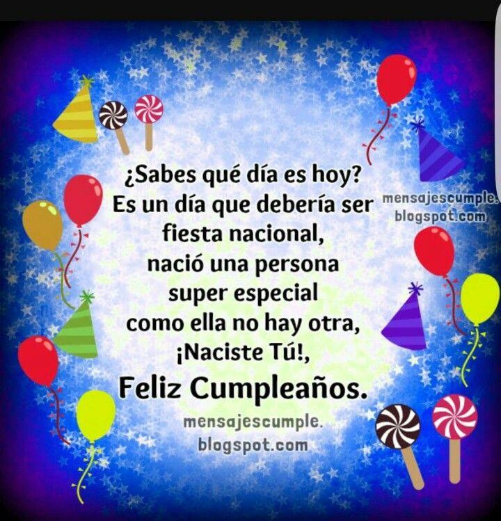 Pin De Haynethcamacho En Happy Birthday Tarjetas De Feliz Cumpleaños Imagen Feliz Cumpleaños Tarjetas De Feliz Cumpleaños Fraces De Feliz Cumpleaños