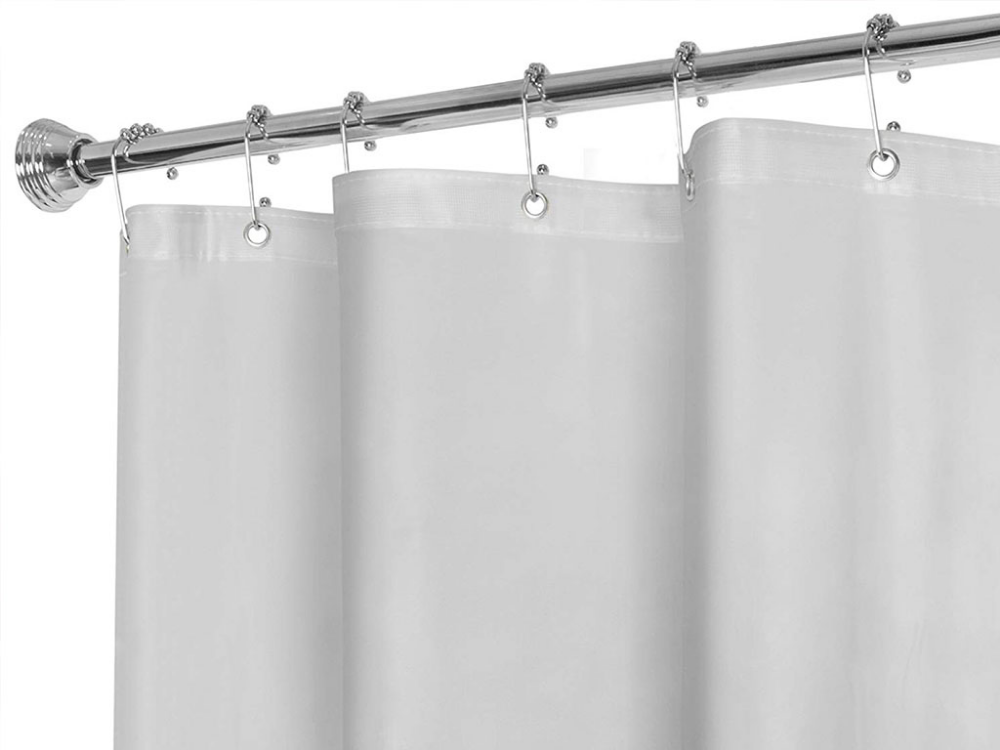 Top 10 Best Shower Curtain Hooks Of 2020 Review Vinyl Shower Curtains Cool Shower Curtains Shower Curtain