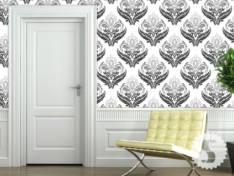 Peel And Stick Wallpaper Swag Paper Fern Gardner 6 Sq Ft Temporary Wallpaper Wallpaper Stores Wall Coverings