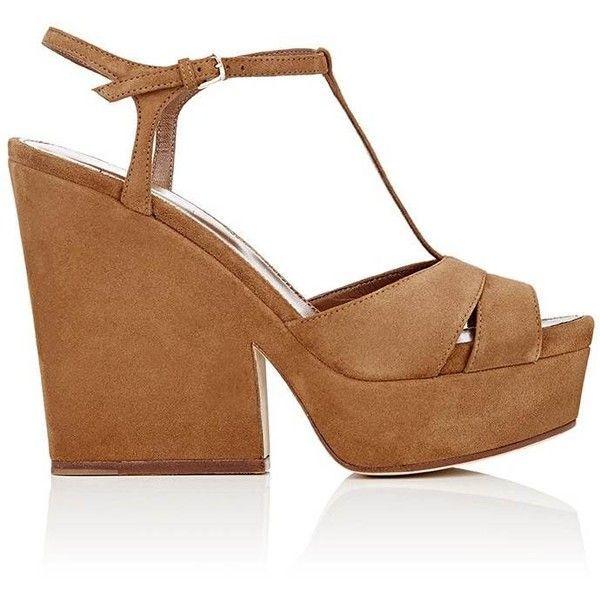 platform sandals - Brown Sergio Rossi cLhXgLv