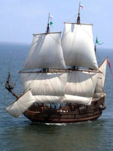 what ship did mary read sail on