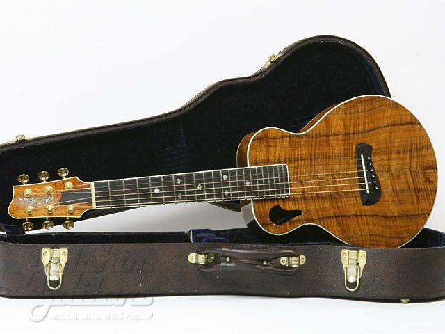 Tacoma papoose guitar