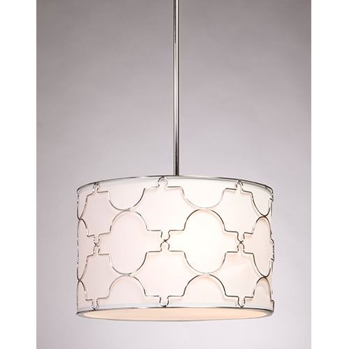 Off Midtown Polished Nickel Two Light Lantern Pendant By Capital Lighting Fixture Company Includes 10