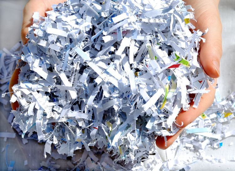 Paper Shredding as a Small Business Opportunity Identity