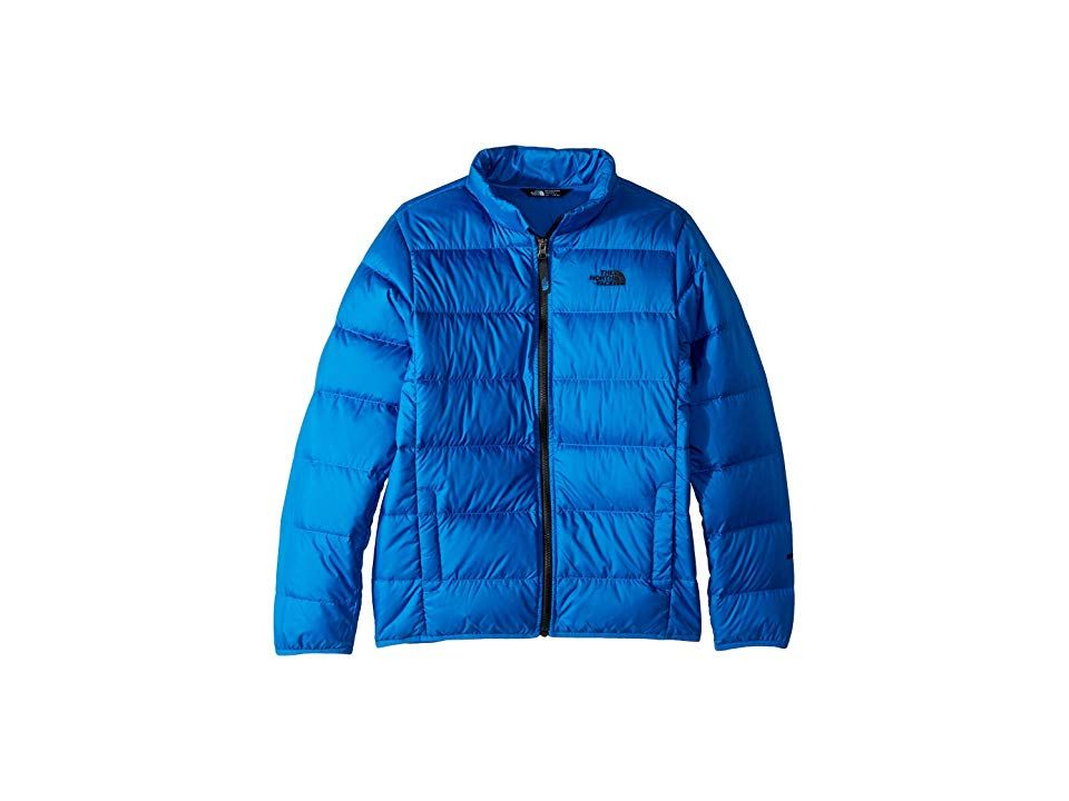 65d40e27a37e The North Face Kids Andes Jacket (Little Kids Big Kids) (Turkish Sea) Boy s  Coat. He ll be warm and cozy no matter where you travel in The North Face  Kids ...