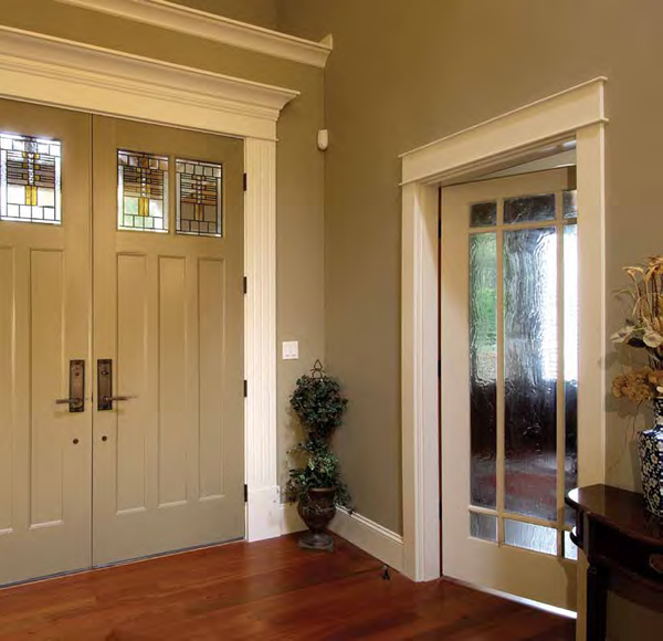 Interior Moulding Craftsmans Cottage Simpson Exterior Doors Dash