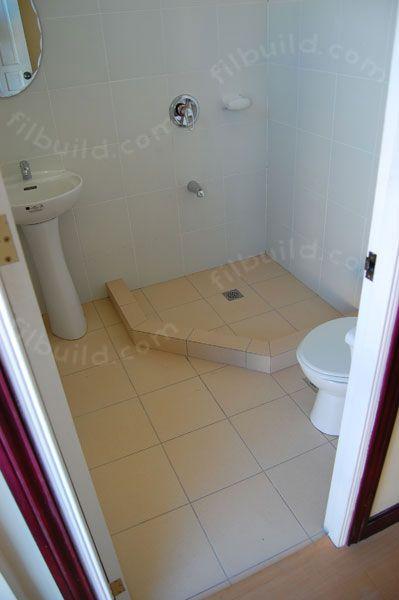 Filipino Architect Contractor L Hottest House Design Ideas Small Bathroom Tiles Interior Design Toilet Simple Bathroom Designs