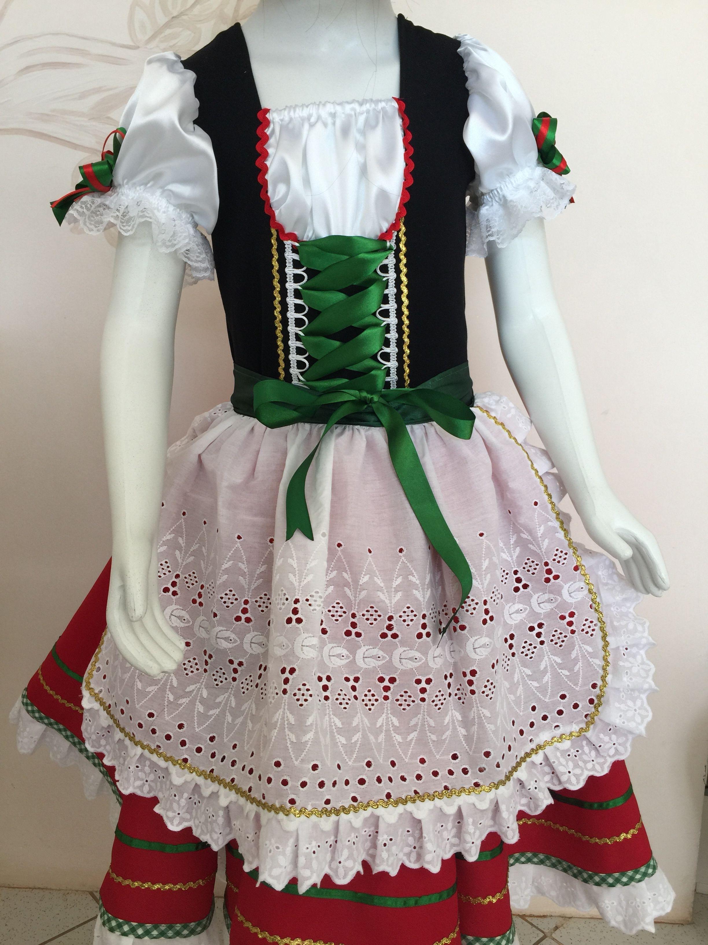 Fabuloso roupa tipica italiana feminina - Pesquisa Google | A Doll's House  GG45