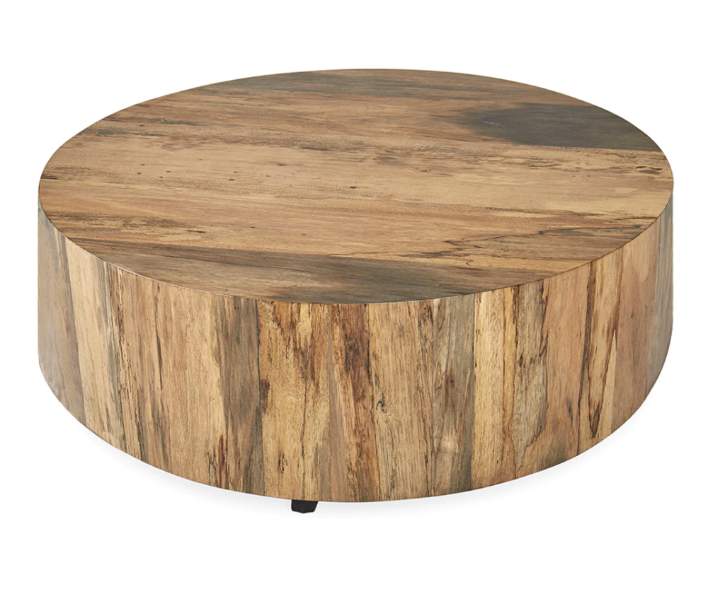 Hudson Coffee Table Coffee Table Round Wooden Coffee Table Coffee Table Wood [ 840 x 1000 Pixel ]