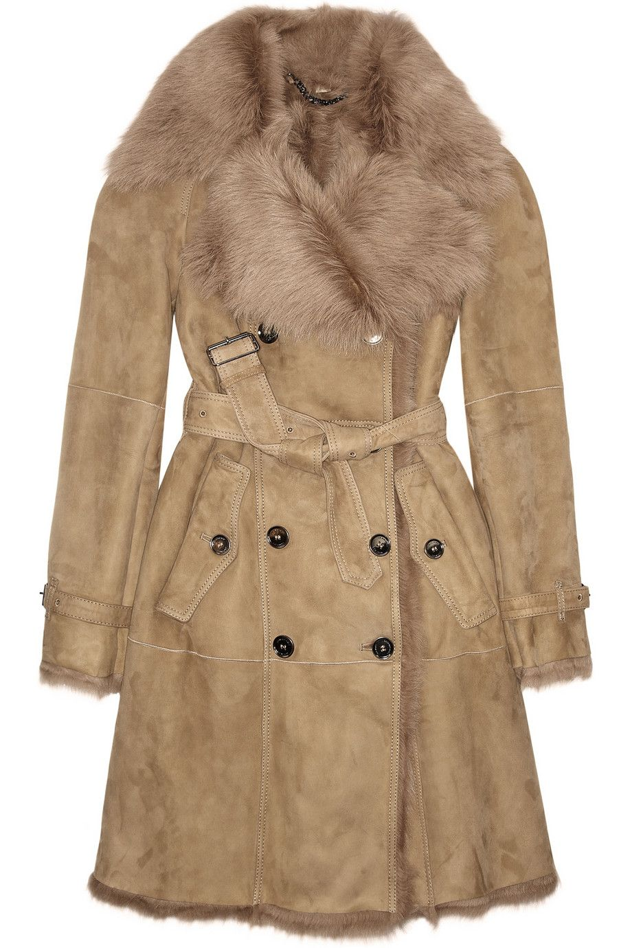 1000  images about Shearling on Pinterest | Acne studios Leather