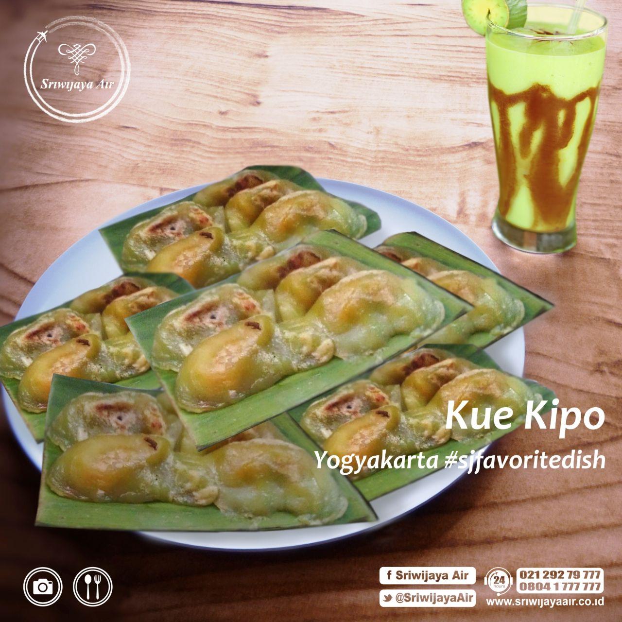 Kue Kipo Adalah Jajanan Khas Kotegede Rasanya Manis Dan Bentuknya Mungil Hanya Sekali Lahap Saja Partners Kue Ini Berwarna Hij Makanan Makanan Indonesia Kue