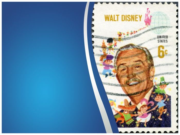 walt disney powerpoint template (ppt slide) at less price, Modern powerpoint