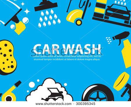 Car wash Background CLIENT REFERENCE Pinterest Car wash
