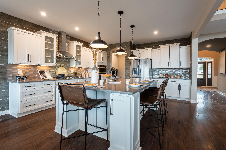 Fischer Homes Paxton Floorplan Louisville Ky Paint For Kitchen Walls Kitchen Sink Decor Industrial Style Kitchen