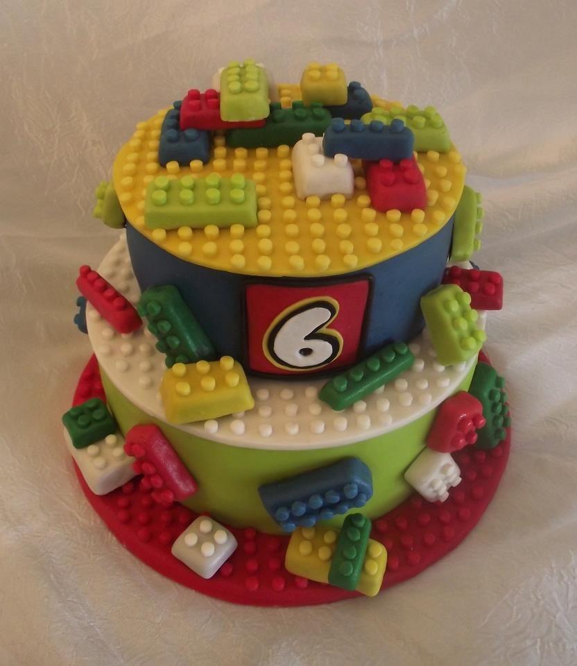 Assez torta lego | dolci torte | Pinterest | Compleanno, Torte e  LY48