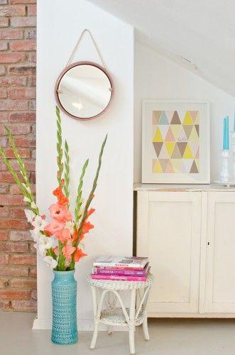 DIY Upcycling Spiegel als Wanddeko für das Wohnzimmer - wanddeko für wohnzimmer