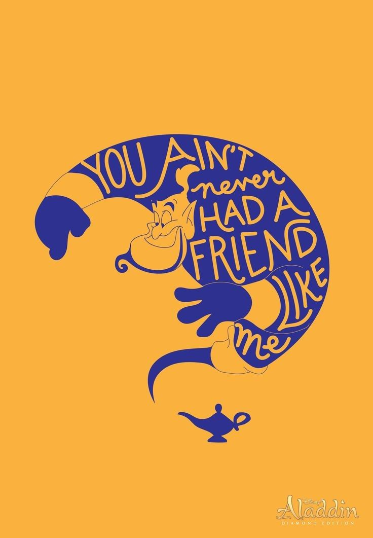 You Aint Never Had A Friend Like Me Robin Williams As The Genie Nobody Is Ever Going To Surpass His Role So Good