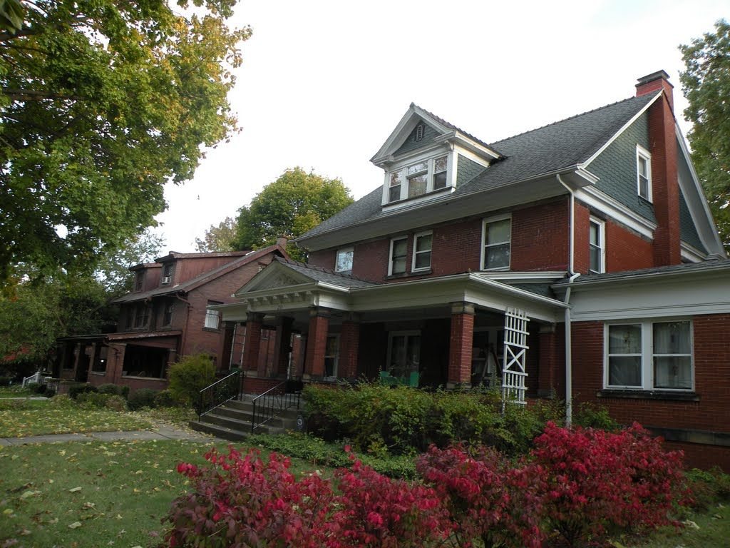 North Side Youngstown Ohio House Styles Youngstown Outdoor Decor