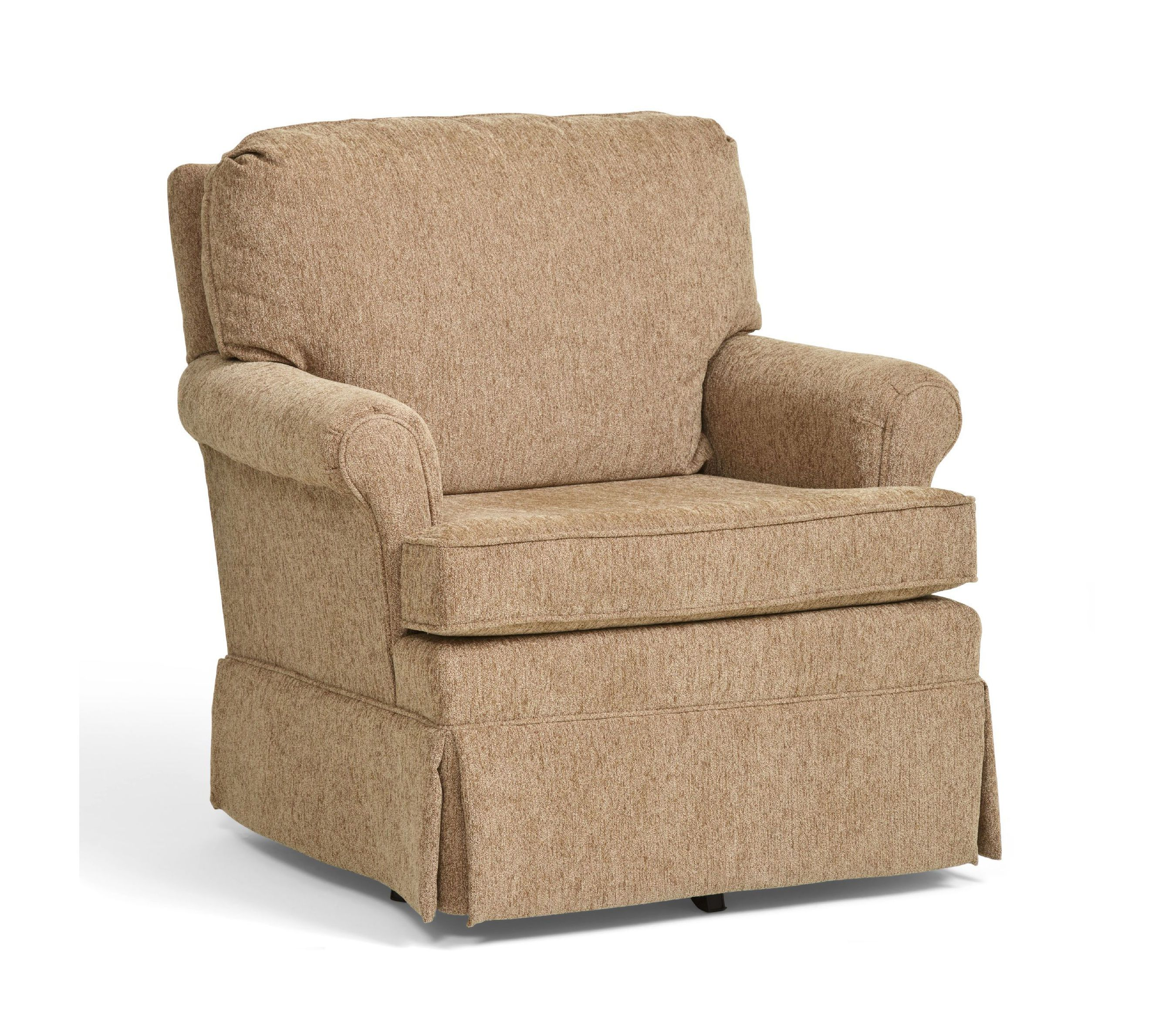 Best Bruno Camel Swivel Rocking Chair St 408585 Swivel 400 x 300