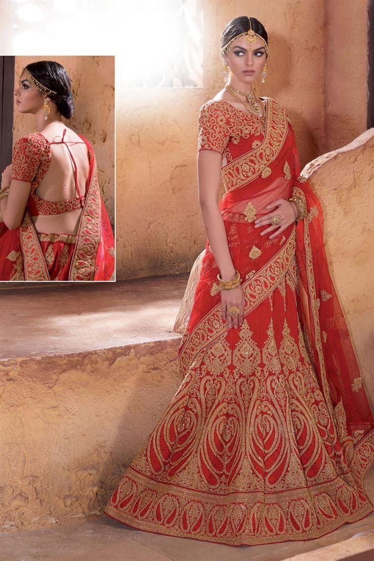 Groß Online Shopping Für Indische Brautkleider Zeitgenössisch ...