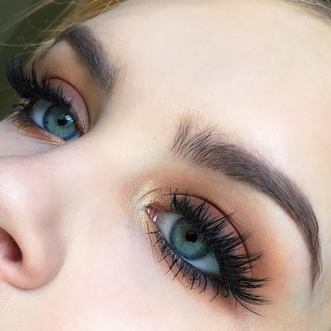 Long and Thick Lashes Natural Looking  Makeup u Nails  Pinterest
